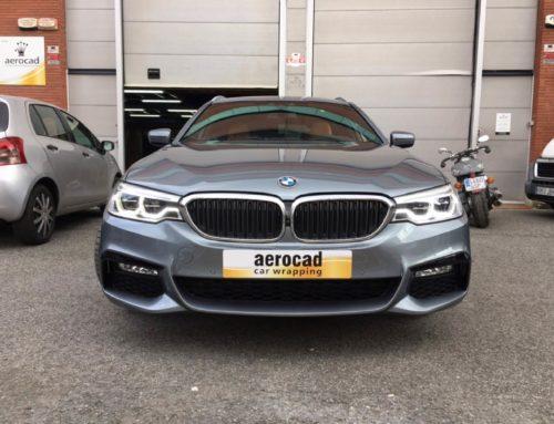 BMW 540i Avant