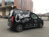 Rotulación de vehículos comerciales Charamel gozotegia 4 | AeroCad Rótulos y wrapping