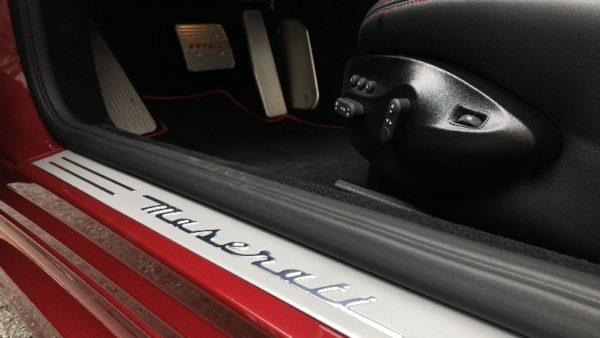 Trabajo de PPF Maserati Gran Turismo MC 10 | AeroCad Rotulos y Wrapping