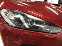 Trabajo de PPF Maserati Gran Turismo MC 6 | AeroCad Rotulos y Wrapping