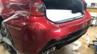 Trabajo de PPF Xpel Lexus RC F (8)