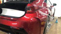 Trabajo de PPF Xpel Lexus RC F (9)