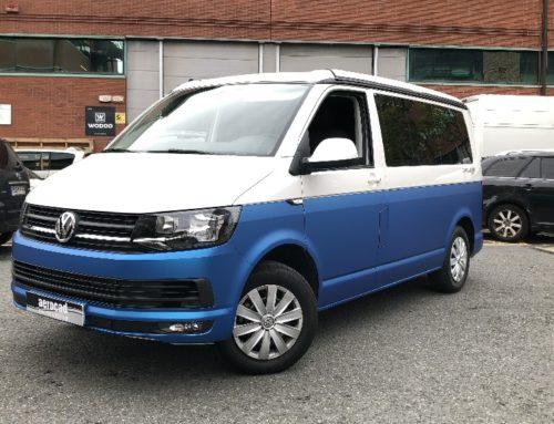 Volkswagen Multivan T6 bicolor