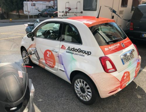 Audio Group Fiat 500