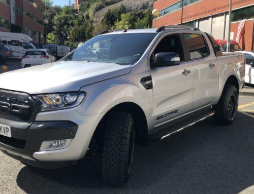 Ford Ranger PPF