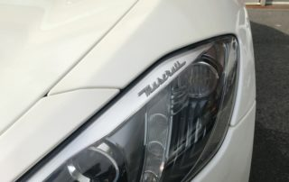 Trabajo de PPF Maserati MC PPF (37)