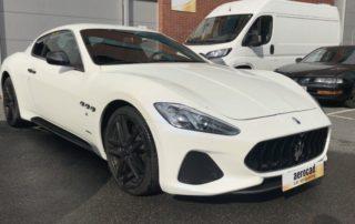Trabajo de PPF Maserati MC PPF (4)