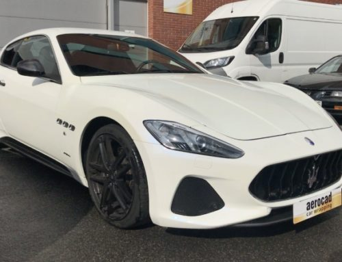 Maserati MC PPF
