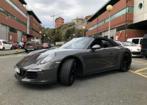 Trabajo de PPF Porsche 911 Carrera GTS (11)