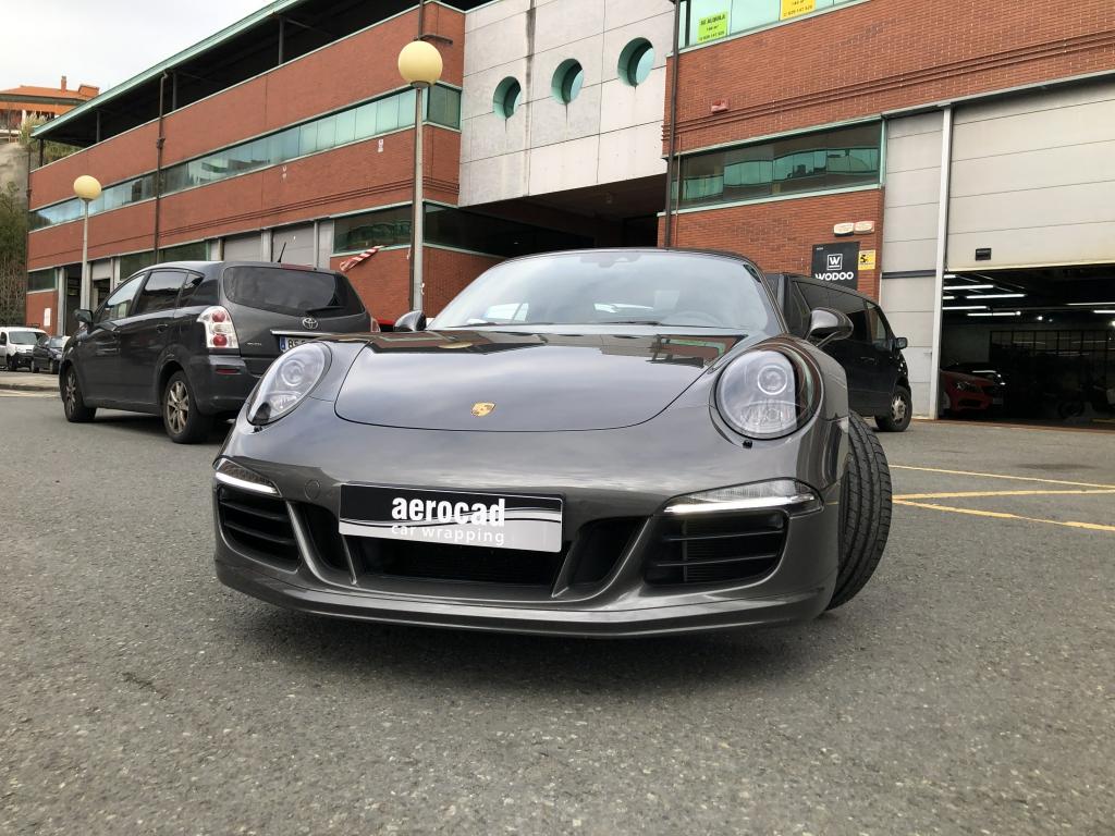 Trabajo de PPF Porsche 911 Carrera GTS (12)