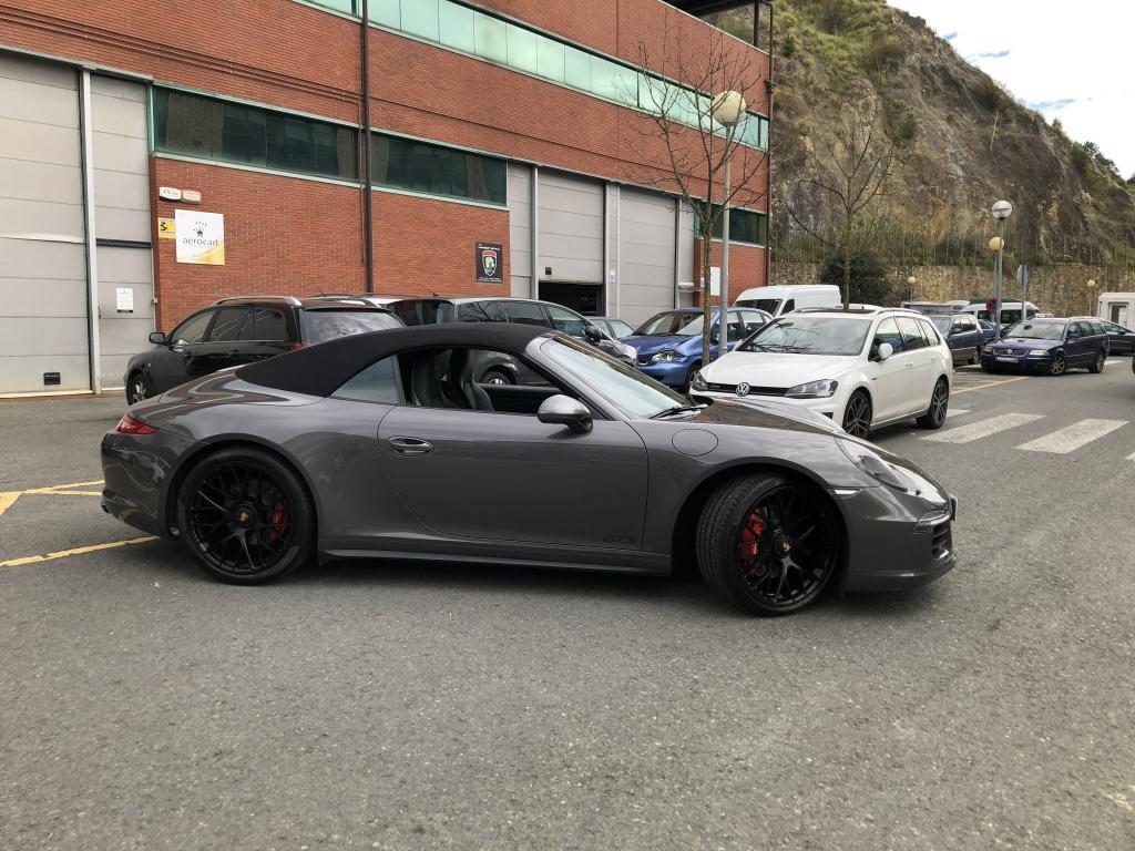 Trabajo de PPF Porsche 911 Carrera GTS (14)