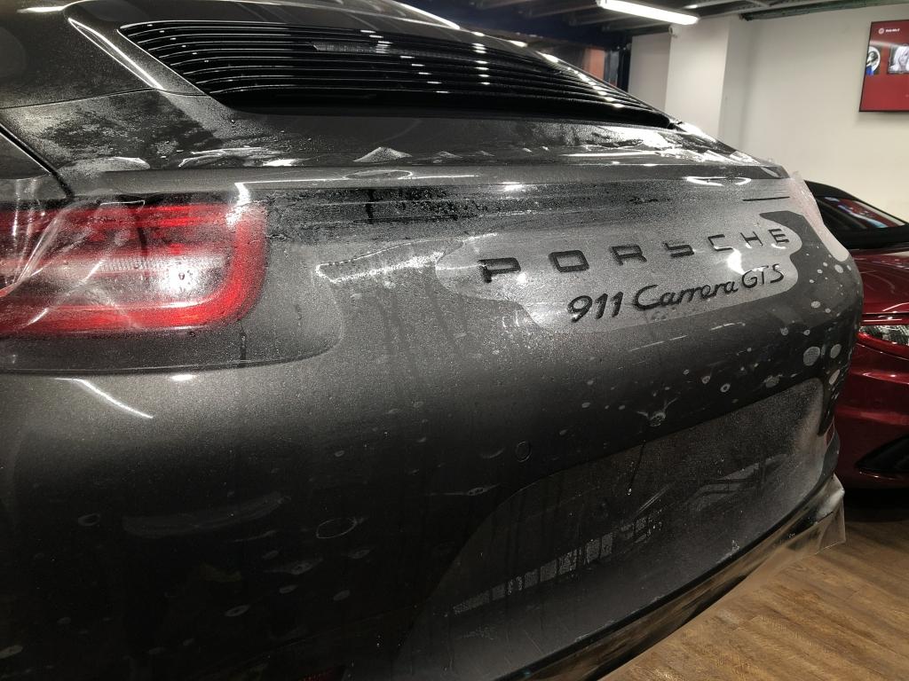Trabajo de PPF Porsche 911 Carrera GTS (5)