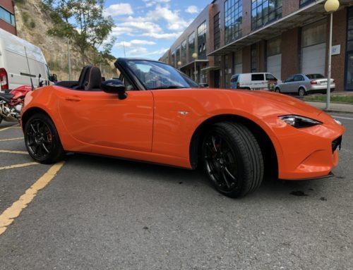 Mazda MX5 PPF