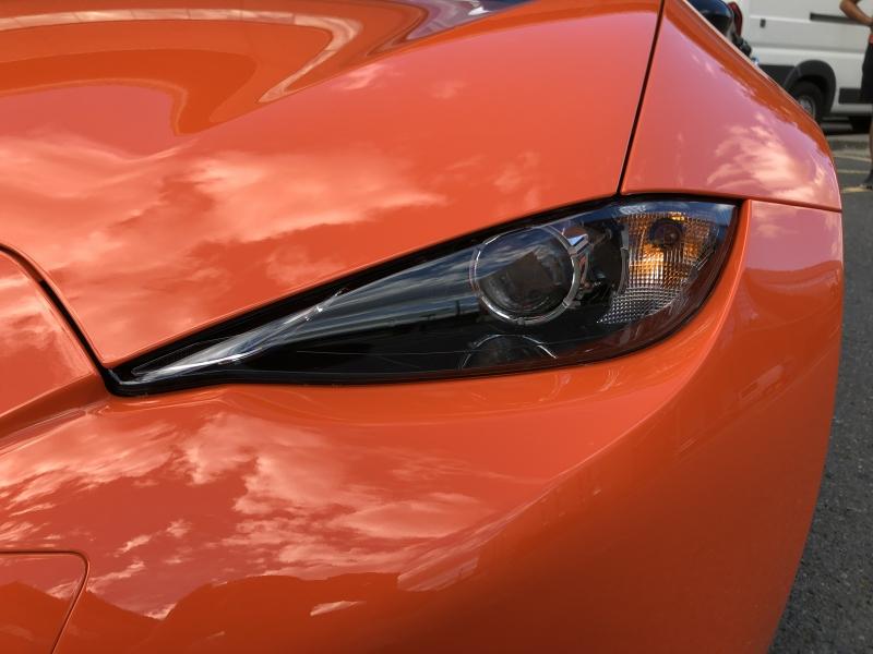Trabajo de PPF Mazda MX5 PPF (19)