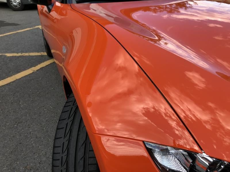 Trabajo de PPF Mazda MX5 PPF (22)