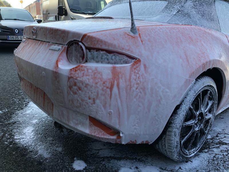 Trabajo de PPF Mazda MX5 PPF (3)