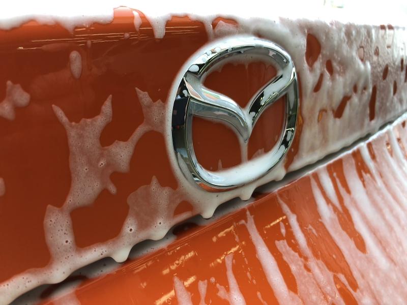 Trabajo de PPF Mazda MX5 PPF (5)